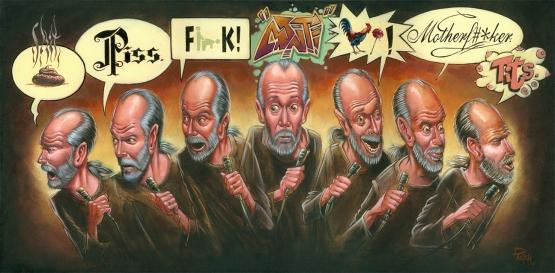 George Carlin 7 Dirty Words
