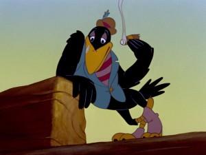 Racist Dumbo Crow
