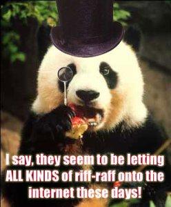 Elitist Panda