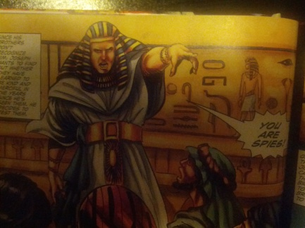 Maybe the white guy with hieroglyphics identifies as Egyptian?