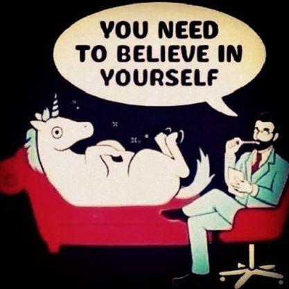 insecure unicorn