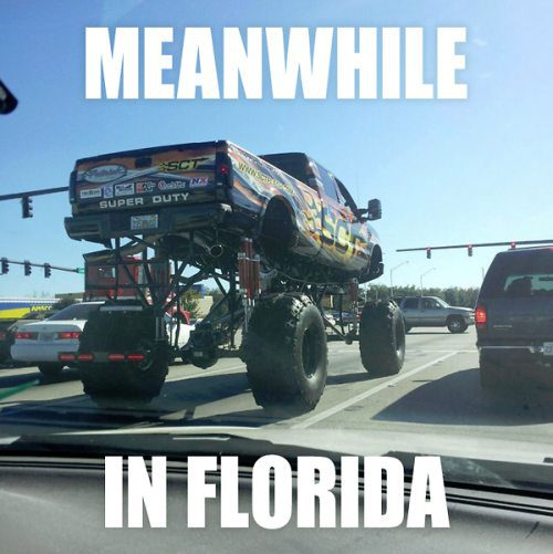 meanwhile in Florida