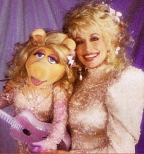 There is going to be a rebooted Muppet Show, may I suggest this as a duet? Image Source
