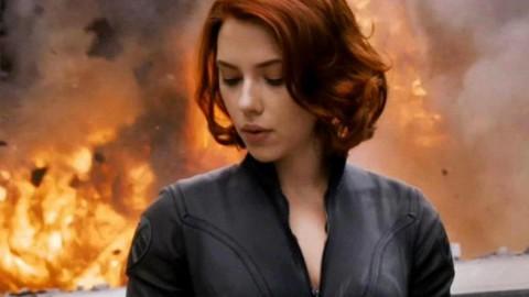 scarlett johansson Avengers hair