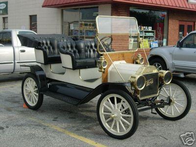 first year car
