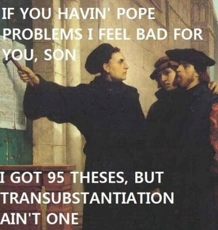 martin luther funny