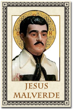 St. Malverde image source