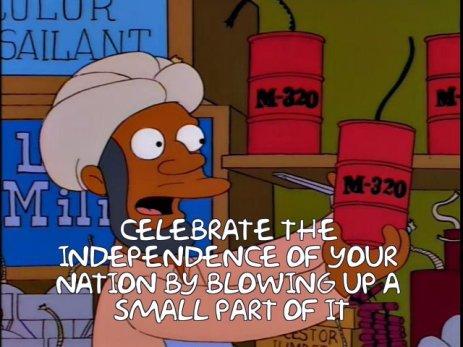 Simpsons did it!