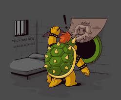 koopa prison break